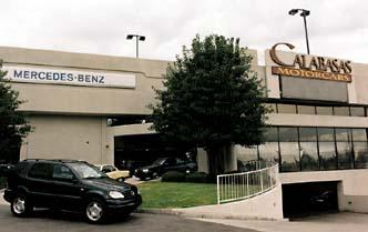 Calabasas Motorcars Mercedes Benz    Calabasas, California