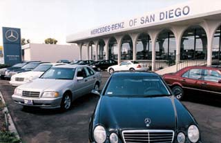 San Diego Mercedes >> Mercedes Benz Dealers Mercedes Benz Of San Diego